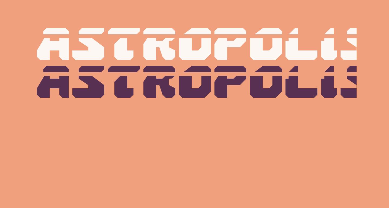 Astropolis Laser