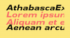 AthabascaExRg-BoldItalic
