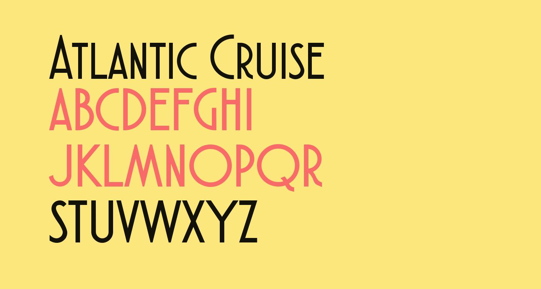 Atlantic Cruise
