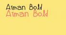 Atman Bold