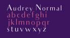 Audrey Normal