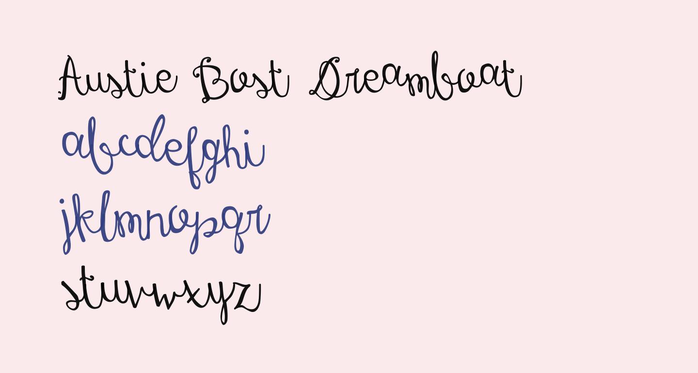 Austie Bost Dreamboat