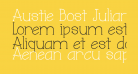 Austie Bost Juliana