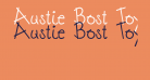 Austie Bost Toy Chest