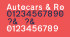 Autocars & Rolling Bikes Bold