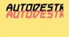AutodestructBB-Bold