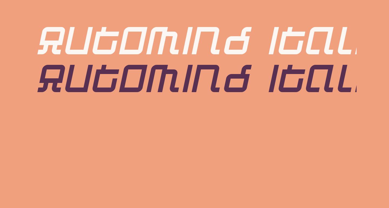 Automind Italic