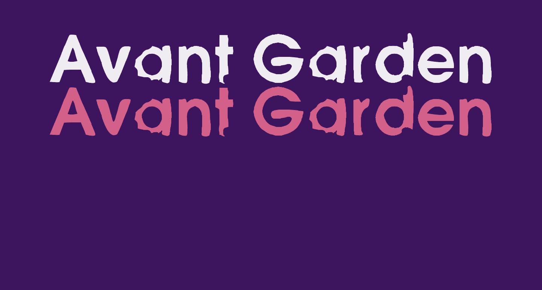 Avant Garden 2042 Regular