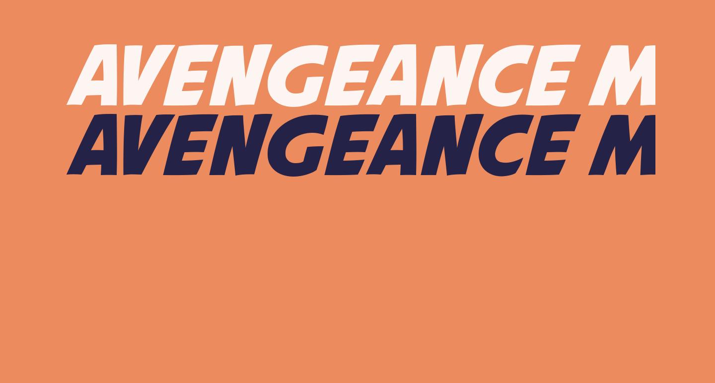 Avengeance Mightiest Avenger
