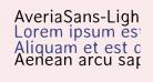 AveriaSans-Light