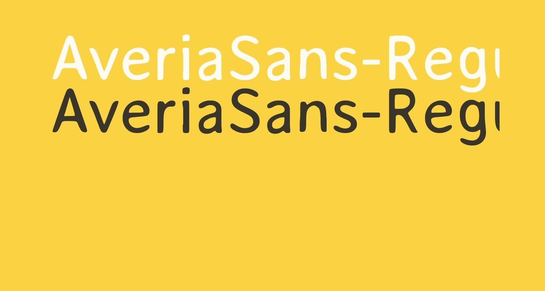 AveriaSans-Regular