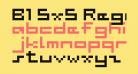 B1 5x5 Regular