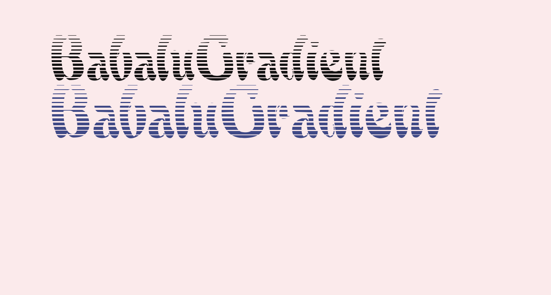 BabaluGradient