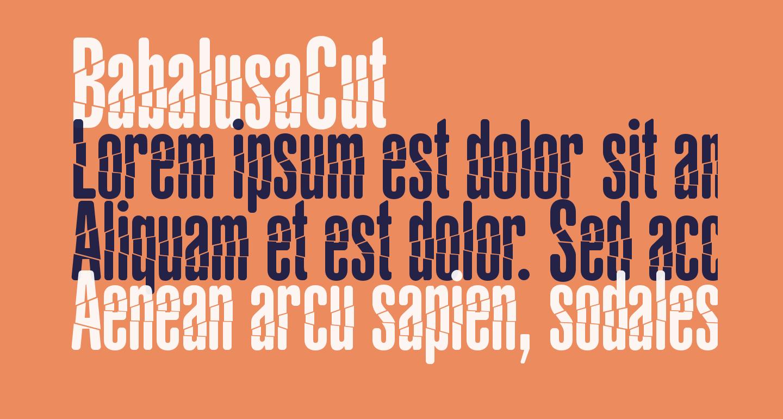 BabalusaCut