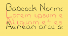 Babcock Normal