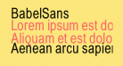BabelSans