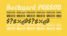 Backyard PERSONAL Italic