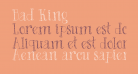 Bad King