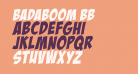 BadaBoom BB