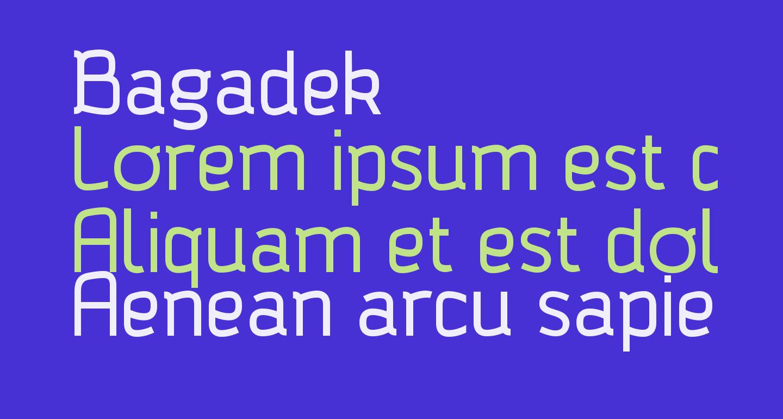 Bagadek