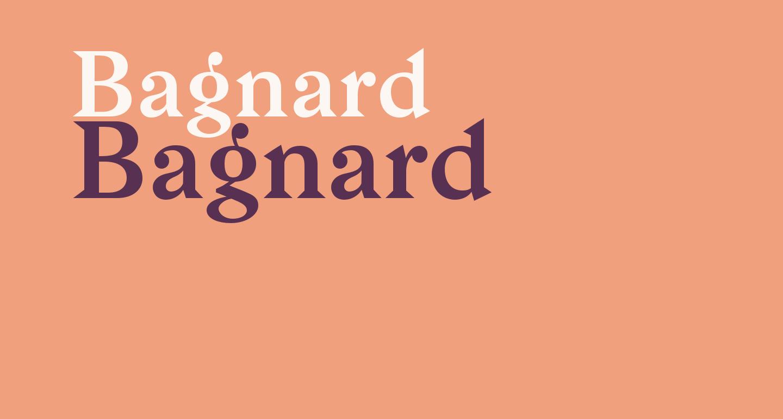 Bagnard
