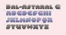 Bal-Astaral Gradient