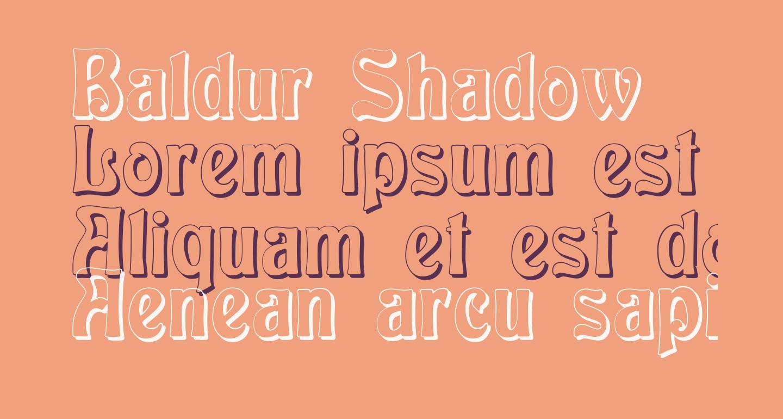 Baldur Shadow