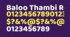 Baloo Thambi Regular
