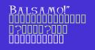 Balsamo!'