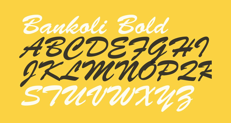 Bankoli Bold