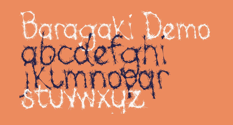 Baragaki Demo Mix