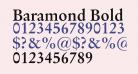 Baramond Bold