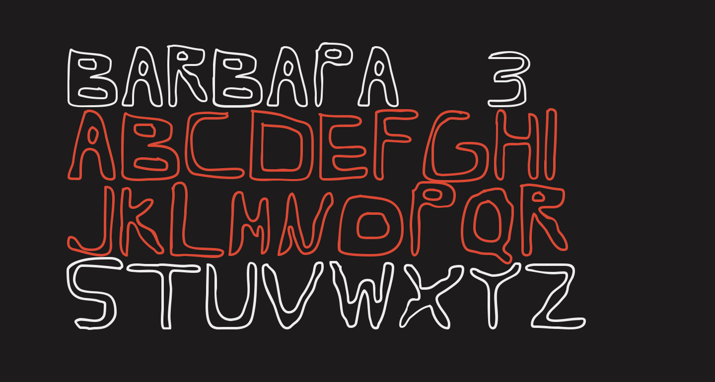 Barbapa 3