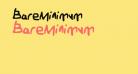 BareMinimum