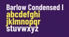 Barlow Condensed Bold