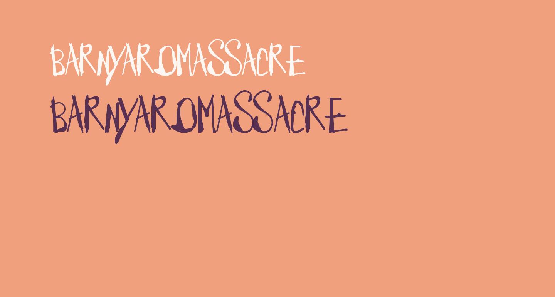 BarnyardMassacre