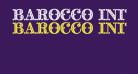 Barocco Initial