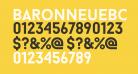 BaronNeueBold