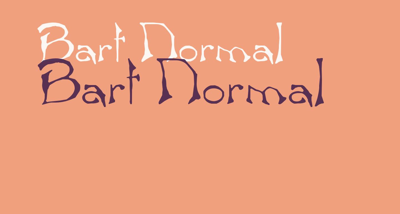 Bart Normal