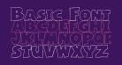Basic Font