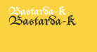 Bastarda-K