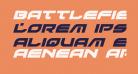 Battlefield Bold Italic