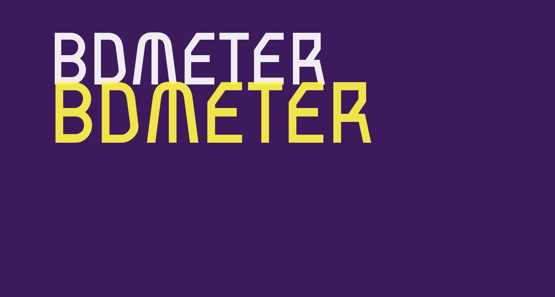 BDMeter