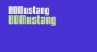 BDMustang