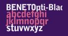 BENETOpti-Black