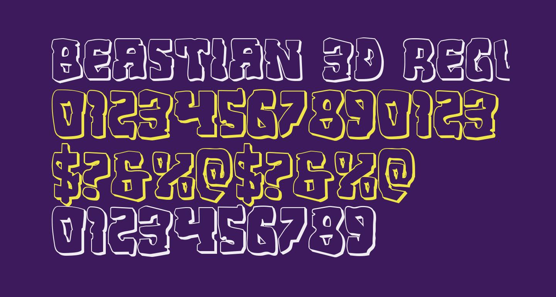 Beastian 3D Regular