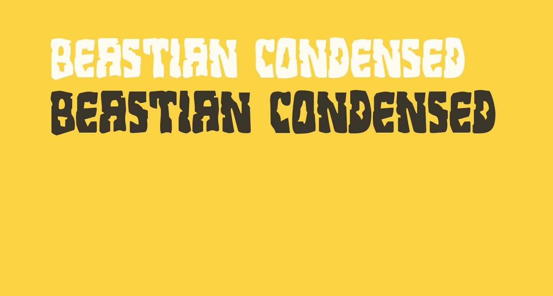 Beastian Condensed