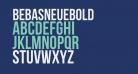 BebasNeueBold