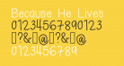 Because He Lives