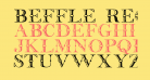 Beffle Regular